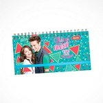 AGENDA 2018 POCKET SOY LUNA 16,3X8,6 CM 160 PAGINAS X UN. - ART.51718