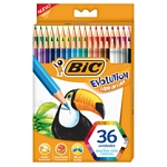 COMBO LAPIZ BIC EVOLUTION X 36 ART-949570