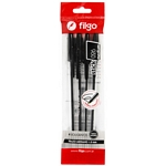 BOLIGRAFO FILGO STICK 026 NEGRA 1.0 MM. X 4 UN. - ART. BP SK F1