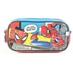 CARTUCHERA SPIDERMAN SENSE OVAL PORTALAPICES X UN. - ART. 62304