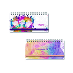 AGENDA POCKET HOLI 2020 16X9 CM X UN-ART 6013