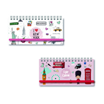AGENDA POCKET CITY 2020 16X9 CM X UN-ART 6012