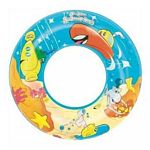 INFLABLE BESTWAY SALVAVIDAS CIRCULAR ESTAMPADO 60M XUN-ART36014