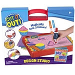 JUEGO CREAR CUT IT OUT ESTUDIO DE DISEÑO X UN.-ART.302260