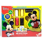 JUEGO MICKEY MAGIC BEADS 3D X UN.-ART.-MIC707