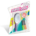 JUEGO DE BELLEZA FASHION TIME SUPER COOL SET X UN.-ART.-MM138
