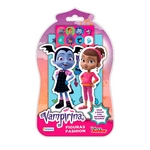 FIGURAS FASHION VAMPIRINA 2 FIGURAS +STICKERS X UN-ART DVA00904