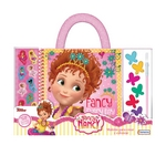 MALETIN FANCY NANCY PARA CREAR Y COLOREAR CON ACCESORIOS X UN. - ART. DFN01003
