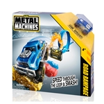 PISTA PARA AUTOS METAL MACHINES ROAD RAMPAGE X UN. - ART. 5789