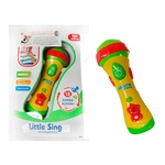 MICROFONO ELECTRIC  LITTLE SING 12 SONGSX UN-ART F8158