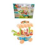 CARRITO BARBECUE PARTY CART COLORES SURTIDOS  X UN-ART F8191