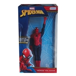 SUPERHEROE VOLADOR SPIDERMAN DE 30 CM  X UN-ART VSP03254