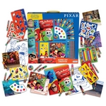 SUPER SET CREATIVO PIXAR X UN - ART DPX011101.-