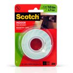 CINTA SCOTCH DE MONTAJE HASTA 4.5 KG X UN-ART 346