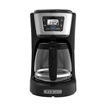 CAFETERA BLACK AND DECKER CM2031B-AR