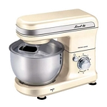 BATIDORA SMART TEK KITCHEN ASSIST ED SPECIALE BOWL VIDRIO BEIGE
