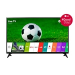 "TV LED LG 43"" - SMART 43LJ5500.AWN WEB OS 3.0"