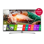 "TV LED 55"" SMART 4K LG 55UJ6580.AWN ULTRA HD"
