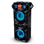 SISTEMA DE AUDIO CROWN MUSTANG DJS-1220BT