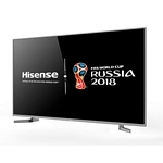 "TV LED 55"" SMART 4K HISENSE HLE5517RTUXI"