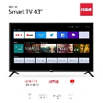 "TV LED 43"" SMART FULLHD RCA XF43SM"