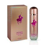 WELLINGTON POLO CLUB ROSA  EAU DE PARFUM X 90 ML
