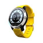 SMARTWATCH INSTTO INSPORT 2 -BLACK & YELLOW INSWB69B