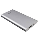 CARGADOR PORTATIL INSTTO PB1025-POWER BANK -SILVER