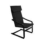 SILLON ECO RELAX BLACK/NEGRO 13200047