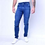 JEAN HOMBRE TRES SESENTA TS2126 SKINNY FIT BIODEEPBLUE 28_38