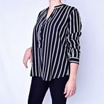 BLUSA MUJER JOAQUINA COLLECTION DS 3922C MAO PRINT ML I20