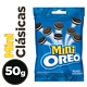 GALLETAS MINI OREO CLASICAS X 50 GR.
