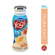 YOGUR SANCOR YOGS BEBIBLE ENTERO DURAZNO BOTELLA X 185 GR.