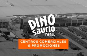 Centro comercial Dinosaurio Mall